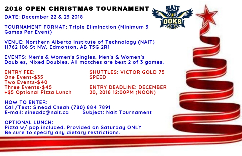 NAIT Christmas Tournament 2018 (1)