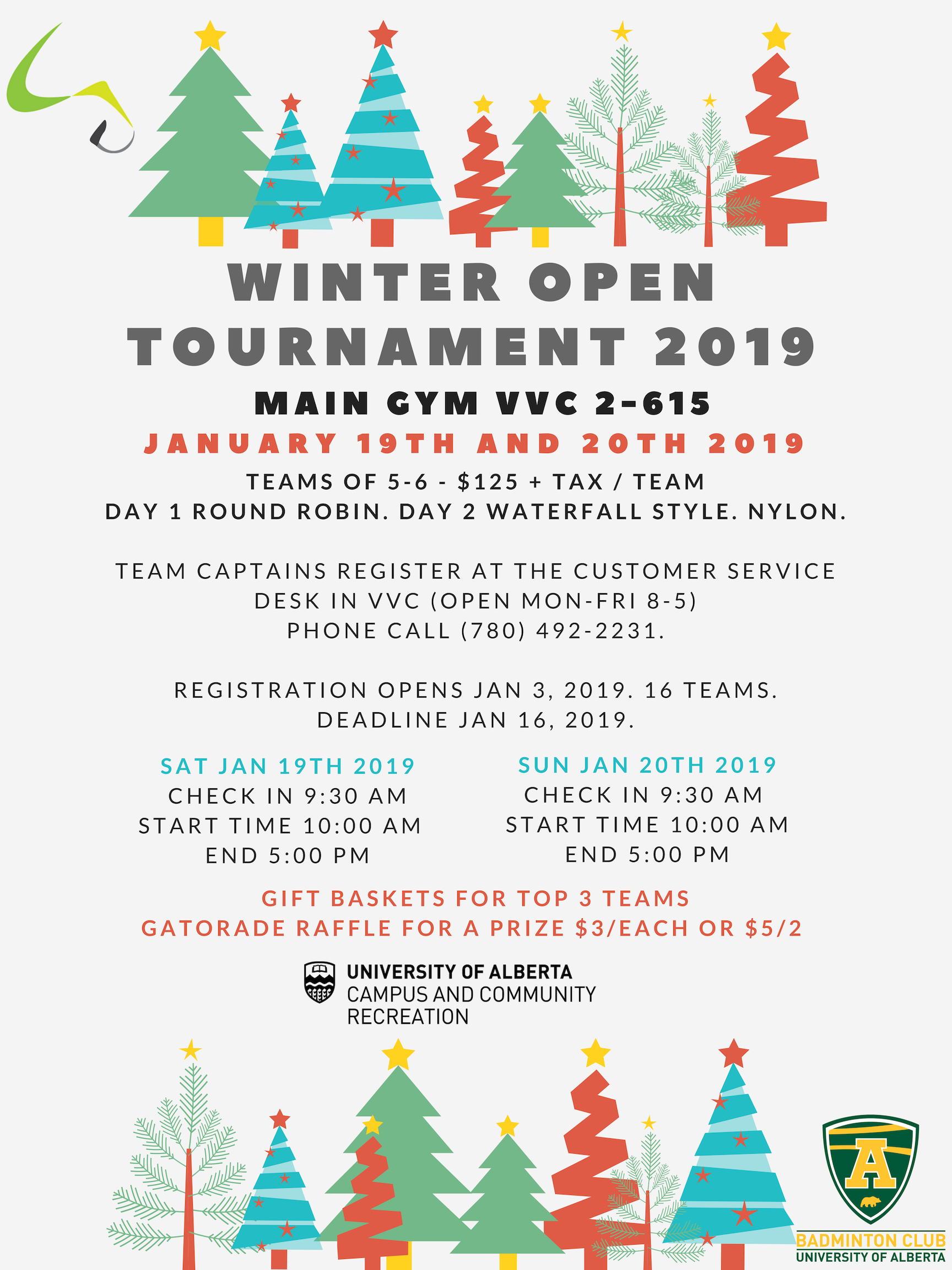 Winter Open 2019